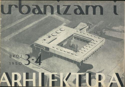 Arhitektura 1950 / 3-4