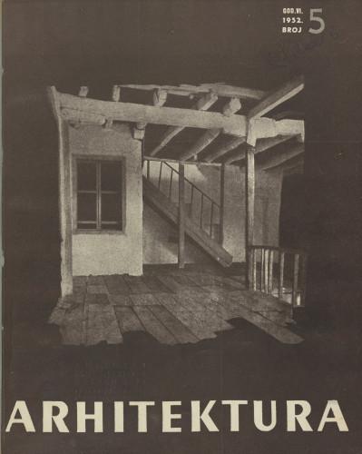 Arhitektura 1952 / 5