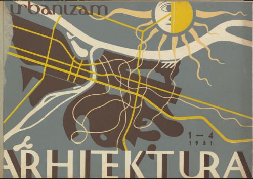 Arhitektura 1951 / 1-4