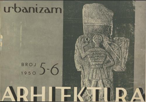 Arhitektura 1950 / 5-6