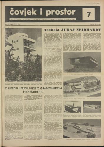 Čovjek i prostor 1954 / 7