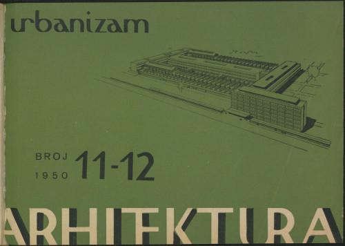 Arhitektura 1950 / 11-12