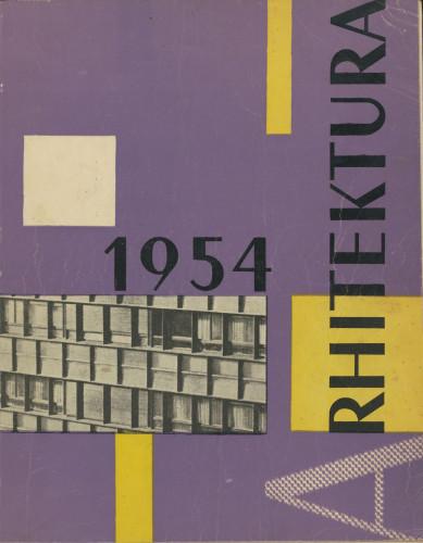 Arhitektura 1954 / 1