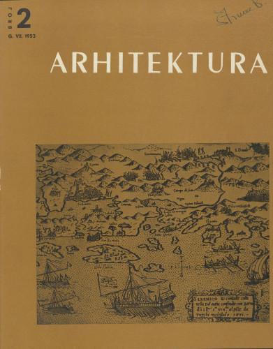 Arhitektura 1953 / 2