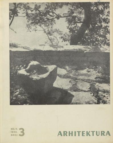 Arhitektura 1952 / 3
