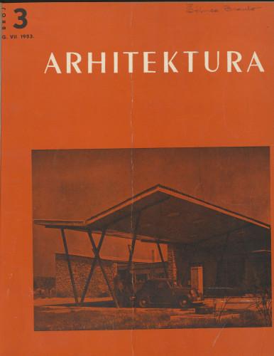 Arhitektura 1953 / 3