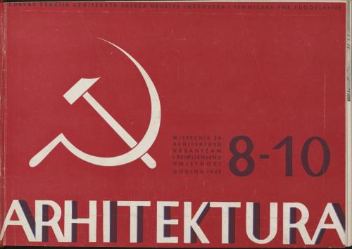 Arhitektura 1948 / 8-10