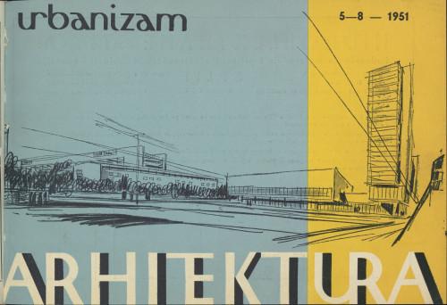 Arhitektura 1951 / 5-8