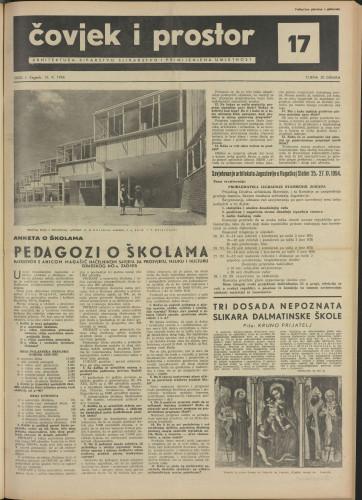 Čovjek i prostor 1954 / 17
