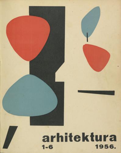 Arhitektura 1956 / 1-6