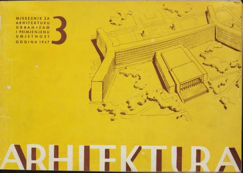 Arhitektura 1947 / 3