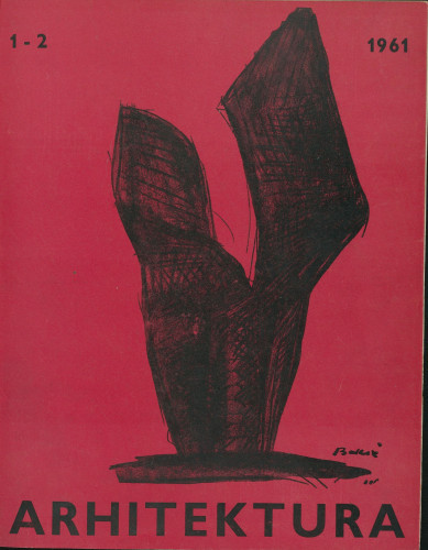 Arhitektura 1961 / 1-2
