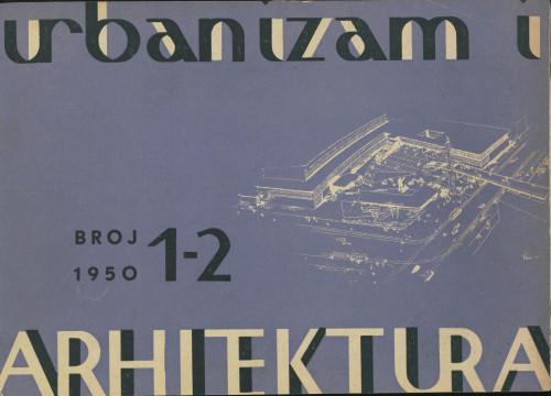 Arhitektura 1950 / 1-2