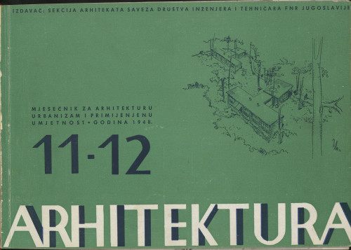 Arhitektura 1948 / 11-12