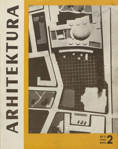Arhitektura 1952 / 2