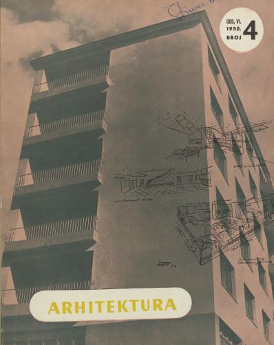 Arhitektura 1952 / 4