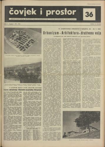 Čovjek i prostor 1955 / 36