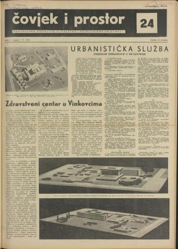 Čovjek i prostor 1955 / 24