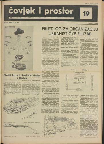 Čovjek i prostor 1954 / 19