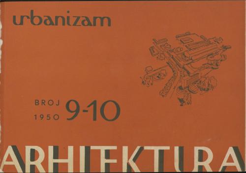 Arhitektura 1950 / 9-10