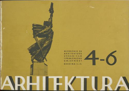 Arhitektura 1947 / 4-6