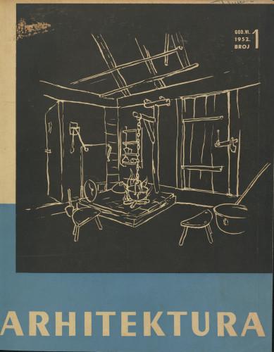 Arhitektura 1952 / 1