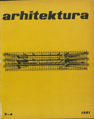 Arhitektura 1961 / 3-4