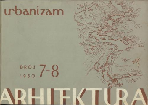 Arhitektura 1950 / 7-8