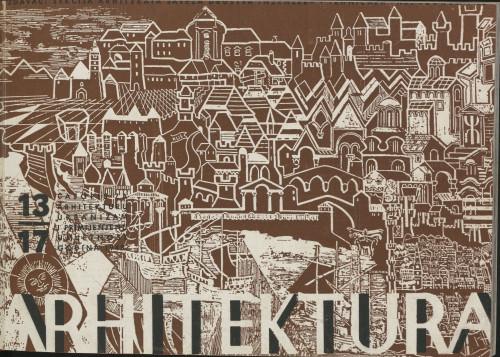 Arhitektura 1948 / 13-17