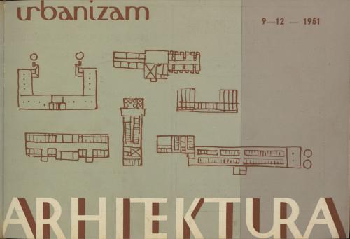 Arhitektura 1951 / 9-12