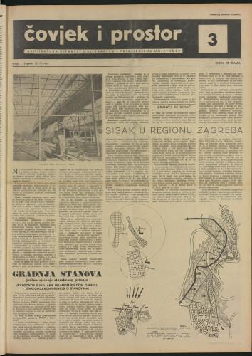 Čovjek i prostor 1954 / 3