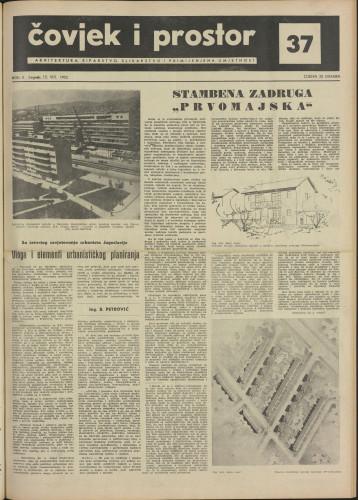 Čovjek i prostor 1955 / 37