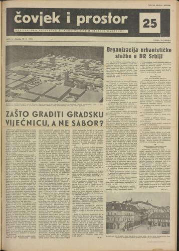 Čovjek i prostor 1955 / 25
